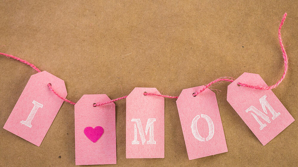 Free Craft Ideas For Mother S Day